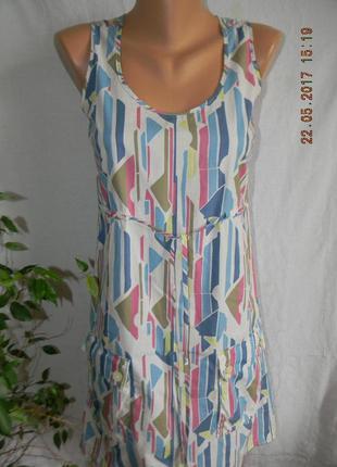 Легкое летнее платье gap