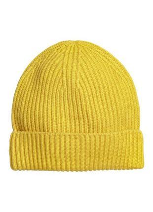 Новая шапка h&m в составе шерсть