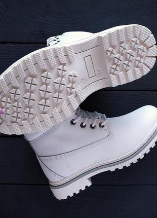 Ботинки timberland женские зимние на меху