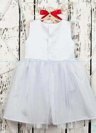 Платье снежинки р..92 от evgakids ( надпись как на последнем фото )3
