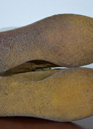 Ботинки замшевые adidas & ransom5 фото