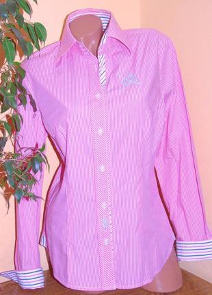 Mcgregor шикарная брендовая рубашка - l - xl
