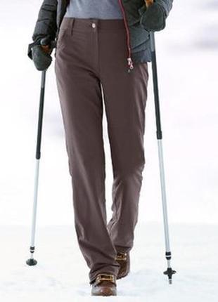 Термоштаны штаны брюки спортивные размер 44 наш tchibo тсм