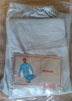 Пижама мужская formfit (размер 56-58 (xl))