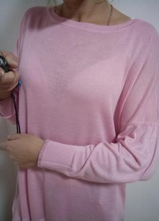 Красивый свитерок большого размера раз. xxl-xxxl