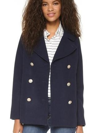 Тренч пиджак жакет в морском стиле