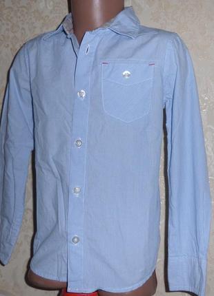 Рубашка charles vogele 116 cм,