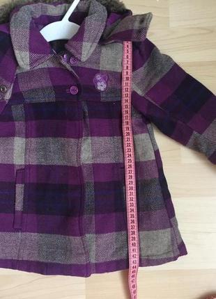 Полупальто куртка на 1,5-3 года mexx