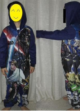 George star wars слип пижама человечек комбинезон звездные войны