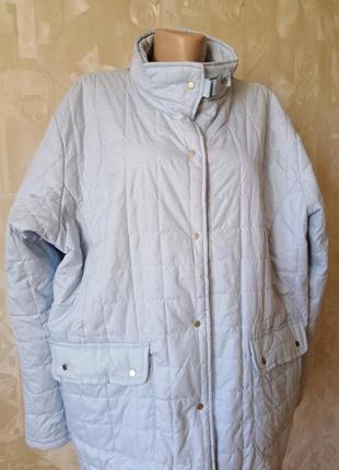Супер лёгкая утепленная  стеганая куртка от carla faustini