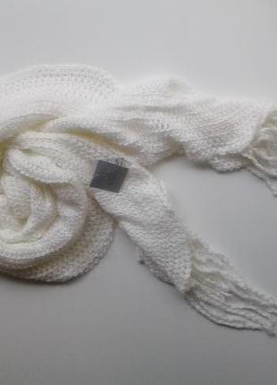 Новый молочный шарф от marks & spencer