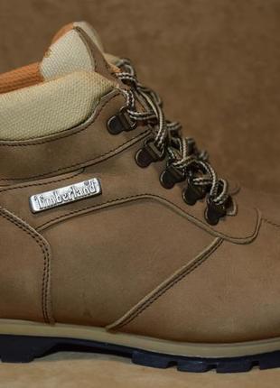 Ботинки timberland кожаные. оригинал. 39 р. / 25 см.