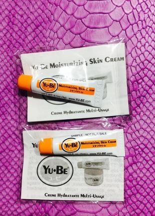 Yu-be увлажняющий крем для сухой кожи