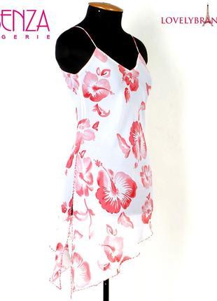 La senza lingerie комплект белья прозрачный пеньюар трусики стринги женские распродажа