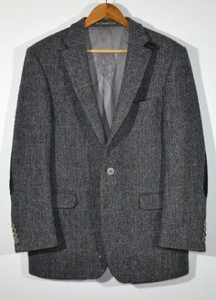 Пиджак блейзер digel by harris tweed jacket