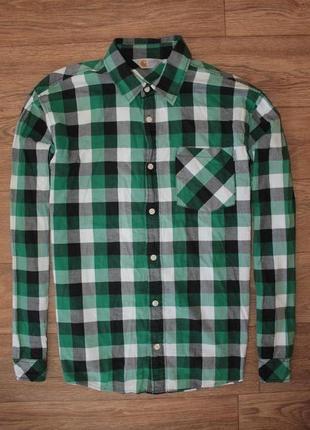 Оригинальная рубашка carhartt peyton shirt размер хл