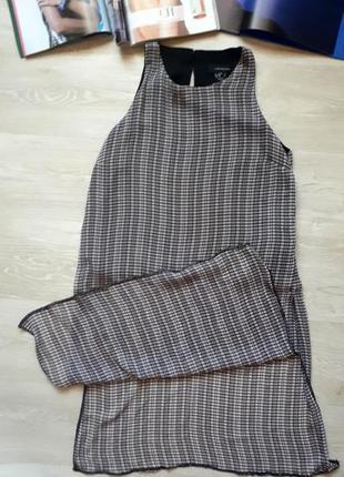 Длинная блуза atmosphere / туника atmosphere /2я вещь в подарок
