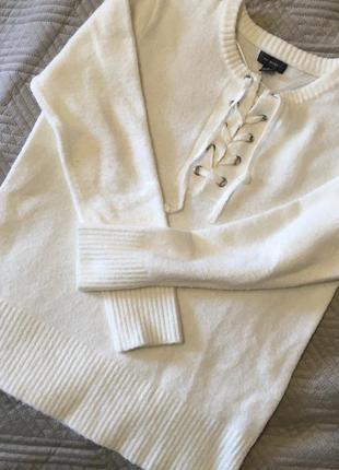 Стильный теплый свитер, кофта