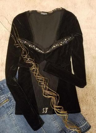 Кофта блуза sassofono