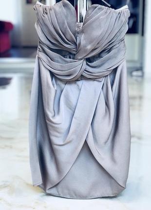 Красивое коктейльное платье футляр