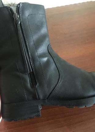 Теплые ботинки, dkny , оригинал, 36 размер