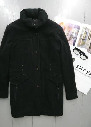 Теплое шерстяное пальто №9