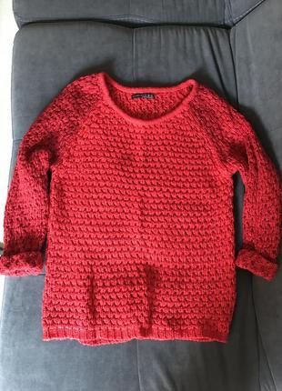 Вязаный свитер кофта atmosphere