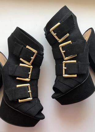 Ботинки, ботильоны miss sellfridge и много всего!!!