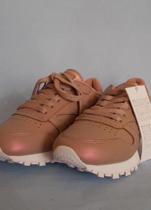Reebok classics кроссовки женские