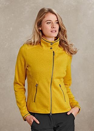 Флисовая куртка кофта от тсм tchibo