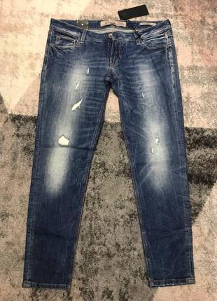 Супер джинсовые штаны guess
