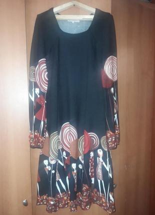 Дизайнерское платье anna field