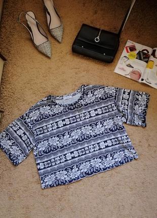 Корп топ, короткая футболка, glamorous