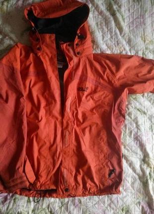 Куртка jack wolfskin как женская так и мужская
