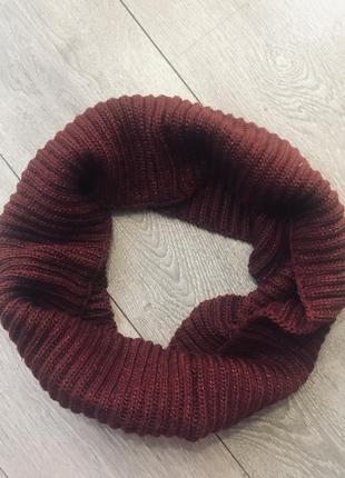 Снуд шарф хомут hema