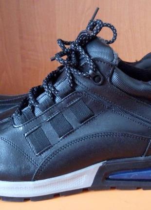 Зимние ботинки, размер 44