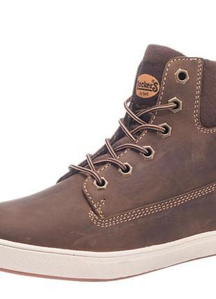 Удобные демисезонные ботинки dockers