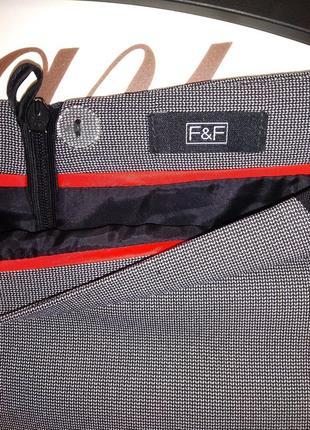 Юбка с высокой талией фирмы f&f4 фото