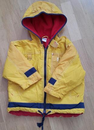 Демисезонная курточка 98р.