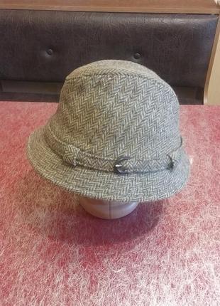 Модная шляпа