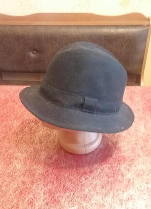 Модная шляпв