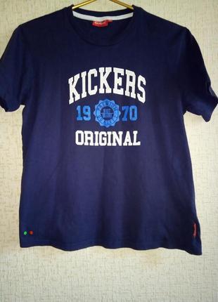 Футболка kickers