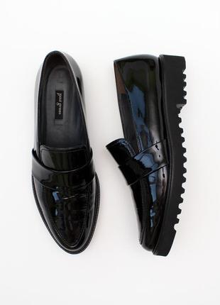 Шкіряні туфлі від дорогого австрійського бренду paul green / 40 розмір 25.5 см