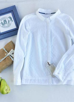 Базовая белая рубашка white stuff