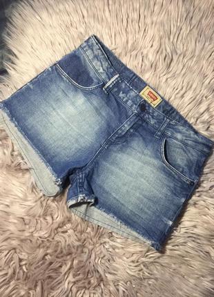 Шорты джинсовые levis levi's