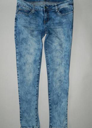 Стильные брендовые джинсы скини от top secret