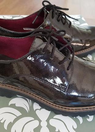 Стильные женские туфли tamaris