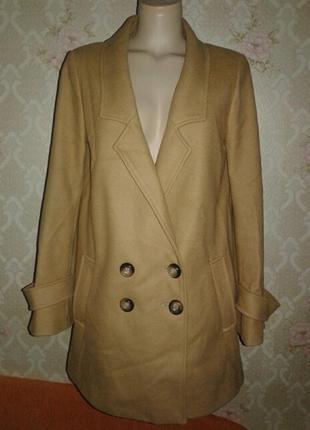Женское демисезонное пальто.