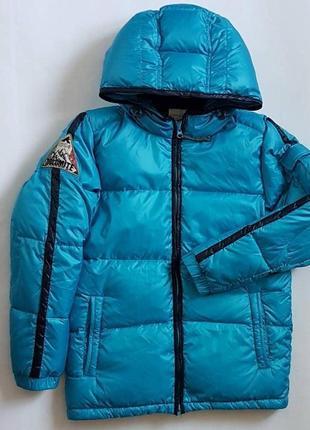 Куртка пуховик dolomite 164 см (12-14)