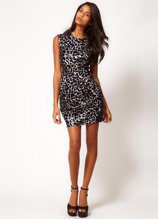 Нарядное платье asos. новое. оригинал. размер м